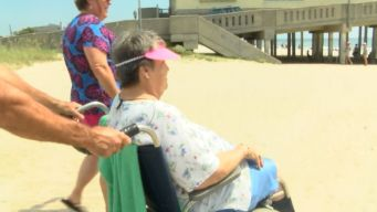 Incredible! 78-Year-Old Finally Sees Ocean for the First Time