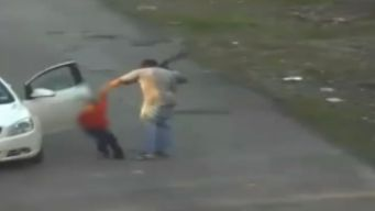 Child's Brutal Beating Caught on Camera
