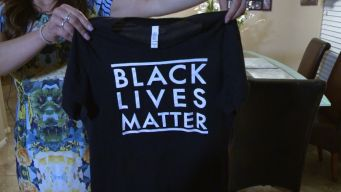 School Bans 'Black Lives Matter' Shirts