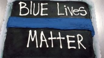 Walmart Apologizes Over 'Blue Lives Matter' Cake Fracas