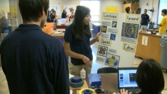 Education Nation: Hands-On Design