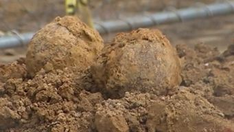 Cannonballs Unearthed in Pittsburgh