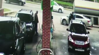 Carjacking Rescue Caught on Camera