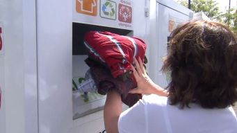 Crying Doll in Clothing Donation Bin Sparks 911 Call