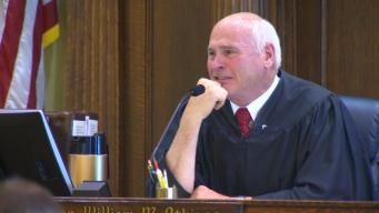 Judge Breaks Down at DUI Sentencing in Mom-Daughter Death