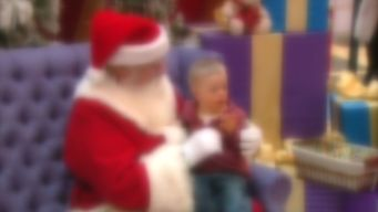 Fat-Shaming Santa Fired After Telling Kid to Lay Off Fries