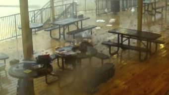Dramatic Video Shows Moment Tornado Strikes School