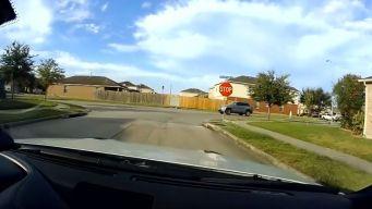 Dashcam Captures Tow Truck Driver's Joyride