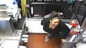 Woman Goes to Epic Lengths to Steal From McD's, Video Shows