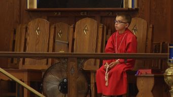 NY Boy Headed With Rare Disorder Headed to Vatican