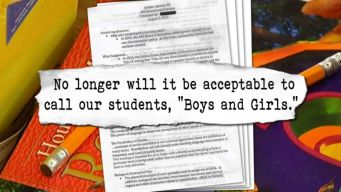 School Leader Says Not to Call Students 'Boys and Girls'