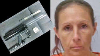 Woman Uses T-Shirt Cannon to Launch Drugs Into Prison: Cops