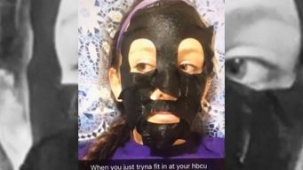 Student's Blackface Photo Triggers National Backlash