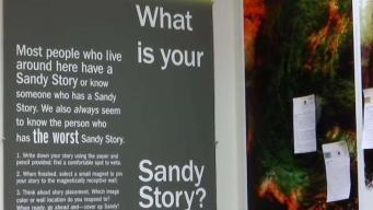 NJ Art Exhibit Reveals Toll of Superstorm Sandy