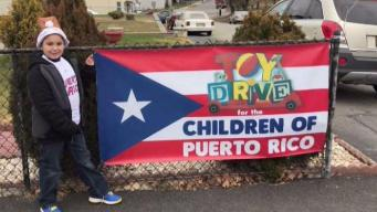 NJ Boy Heads to Puerto Rico to Deliver Toys