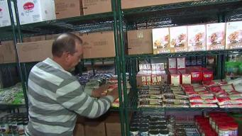 NY Food Pantry Focuses on Healthy Foods