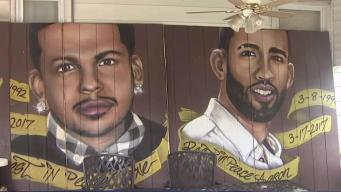 NJ Mural Honoring Shooting Victims Sparks Debate