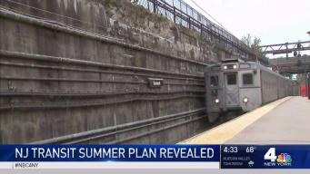 NJ Transit Line to Be Diverted During Penn Station Work