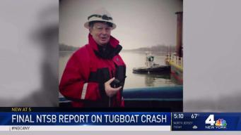 NTSB Issue Final Report on Deadly Tugboat Crash