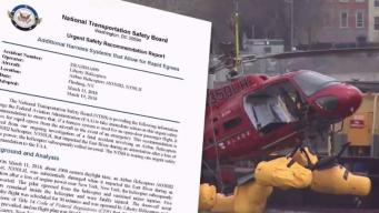 NTSB Sounds Alarm on Helicopter Safety