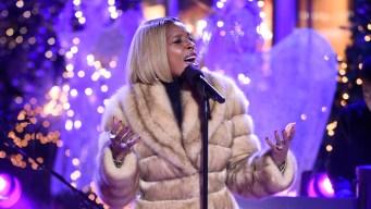Blige Set for 'Christmas in Rockefeller Center'