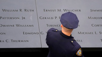 9/11 Victim's Name Wrong on Memorial
