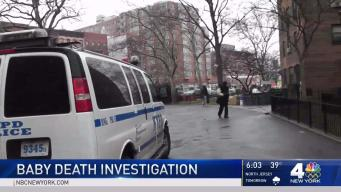 NYC Baby Dies After Being Found Unresponsive