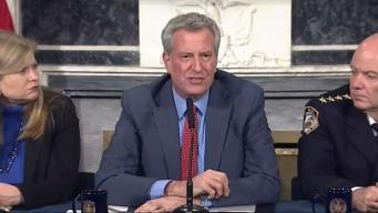NYC Mayor Grilled About Storm Response
