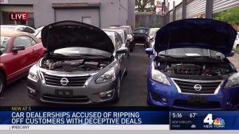 NYC Probe Leads to Charges Against 3 Auto Dealer Owners