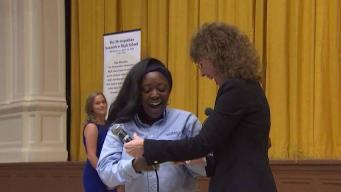 NYC Teacher Wins Nationwide Award
