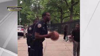 This NYPD Officer Has Serious Game