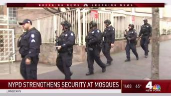 NYPD Steps Up Mosque Security After New Zealand Attacks