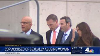 NY Cop Accused of Sexually Abusing Woman