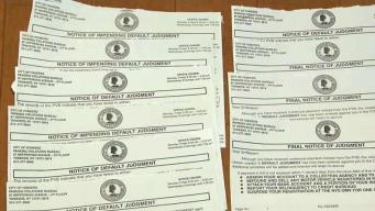 NY Woman Wrongly Ticketed