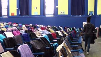 Needy NYC Students Get to Shop for Prom Dresses