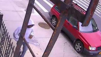 New Footage Shows Killer Who Stabbed Man in Wheelchair