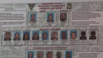 New Jersey Drug Ring Gets Busted