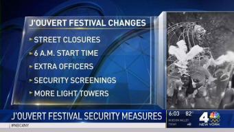 New Security Measures for J'Ouvert Festival