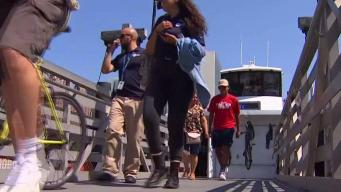 New Yorkers Get a New Ferry Route