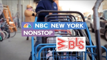 Join Steve Harvey, NBC 4 New York, WBLS and WOR for Nonstop Giving