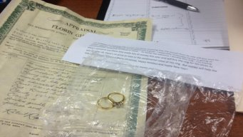 Woman Honors Late Husband by Giving Wedding Rings to Salvation Army