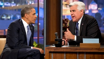 Obama on Leno: Don't Overreact to Terror Threat
