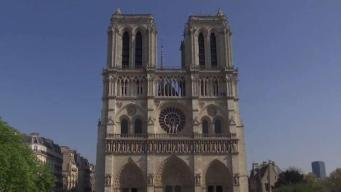 Officials Work to Determine Cause of Notre Dame Fire