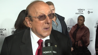 Opening Night Red Carpet Arrival: Clive Davis