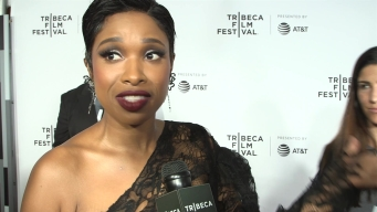 Red Carpet Arrival: Jennifer Hudson