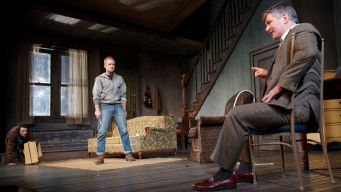 "Review: Baldwin As Father Figure in ""Orphans"""