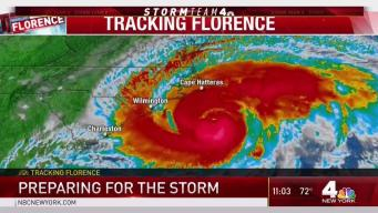 Outer Banks of Southeast Bracing for Florence Impact