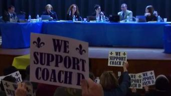 Parents Protest Coach Suspension in New Rochelle