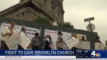 Parishioners Fight to Save Brooklyn Church