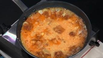 Coco Pazzo Chef Pino Luongo's Pasta 'Frittata' Recipe